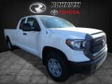 2018 Toyota Tundra SR Double Cab 4x4 Data, Info and Specs