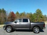 2017 Granite Crystal Metallic Ram 1500 Big Horn Crew Cab 4x4 #124074855