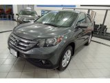 2014 Polished Metal Metallic Honda CR-V EX AWD #124094660