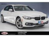 2018 Alpine White BMW 3 Series 330i Sedan #124118654