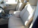 2018 Nissan Pathfinder Interiors