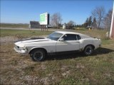 1970 Ford Mustang Wimbledon White