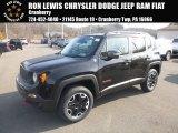 2017 Black Jeep Renegade Trailhawk 4x4 #124141095