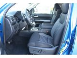 2018 Toyota Tundra TSS Double Cab Black Interior