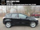 2018 Shadow Black Ford Escape SE #124165860