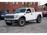 2014 Oxford White Ford F150 SVT Raptor SuperCab 4x4 #124165907