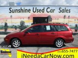 2005 Infra-Red Ford Focus ZXW SES Wagon #124165715