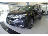 2018 Gunmetal Metallic Honda CR-V EX-L AWD #124187845