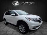 2015 White Diamond Pearl Honda CR-V EX #124187732