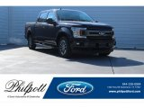 2018 Magma Red Ford F150 XLT SuperCrew #124187823