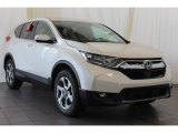 2018 Honda CR-V White Diamond Pearl