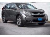 2018 Modern Steel Metallic Honda CR-V LX #124187796