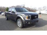 2018 Magnetic Ford F150 STX SuperCrew 4x4 #124187878
