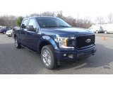 2018 Blue Jeans Ford F150 STX SuperCrew 4x4 #124187877