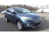 2018 Blue Metallic Ford Escape SE 4WD #124187876