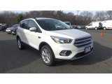 2018 White Platinum Ford Escape SE 4WD #124187874