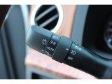 2018 Toyota Tundra 1794 Edition CrewMax 4x4 Controls