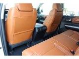 2018 Toyota Tundra 1794 Edition CrewMax 4x4 Rear Seat