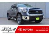 2018 Magnetic Gray Metallic Toyota Tundra SR5 CrewMax 4x4 #124203094
