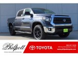 2018 Magnetic Gray Metallic Toyota Tundra SR5 CrewMax 4x4 #124203091