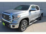 2018 Toyota Tundra 1794 Edition CrewMax 4x4 Front 3/4 View
