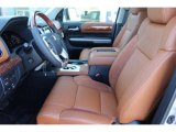 2018 Toyota Tundra 1794 Edition CrewMax 4x4 Front Seat