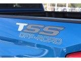 2018 Toyota Tundra TSS CrewMax Marks and Logos