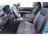 2018 Toyota Tundra TSS CrewMax Front Seat