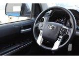 2018 Toyota Tundra TSS CrewMax Steering Wheel