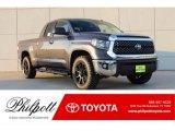 2018 Magnetic Gray Metallic Toyota Tundra TSS Double Cab #124203085