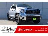 2018 Silver Sky Metallic Toyota Tundra SR5 CrewMax 4x4 #124203097