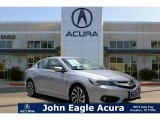 2017 Lunar Silver Metallic Acura ILX Technology Plus A-Spec #124202965