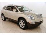 2008 Gold Mist Metallic Buick Enclave CXL #124220262