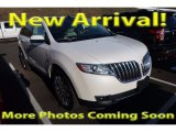 2014 White Platinum Metallic Tri-Coat Lincoln MKX FWD #124220218
