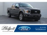 2018 Magnetic Ford F150 STX SuperCrew #124220165