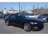 2015 Black Ford Mustang EcoBoost Premium Convertible #124220072