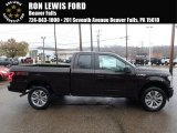 2018 Magma Red Ford F150 STX SuperCab 4x4 #124237902