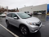 2016 Alabaster Silver Metallic Honda CR-V Touring AWD #124237892