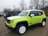 2017 Hypergreen Jeep Renegade Trailhawk 4x4 #124237988
