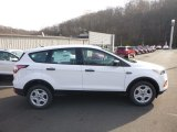 2018 Oxford White Ford Escape S #124237983