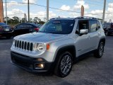 2017 Glacier Metallic Jeep Renegade Limited #124238064