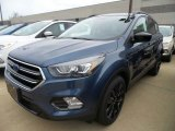 2018 Blue Metallic Ford Escape SE 4WD #124258052