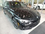 2018 Jet Black BMW 3 Series 330i xDrive Sedan #124258039