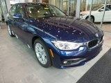2018 Mediterranean Blue Metallic BMW 3 Series 320i xDrive Sedan #124258028