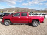 2018 Cajun Red Tintcoat Chevrolet Silverado 1500 High Country Crew Cab 4x4 #124257864