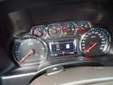 2018 Chevrolet Silverado 1500 High Country Crew Cab 4x4 Gauges
