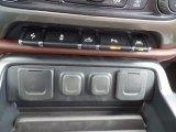 2018 Chevrolet Silverado 1500 High Country Crew Cab 4x4 Controls