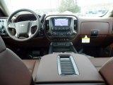 2018 Chevrolet Silverado 1500 High Country Crew Cab 4x4 Dashboard