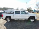 2018 Iridescent Pearl Tricoat Chevrolet Silverado 1500 High Country Crew Cab 4x4 #124257863
