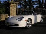 2002 Porsche 911 Carrara White